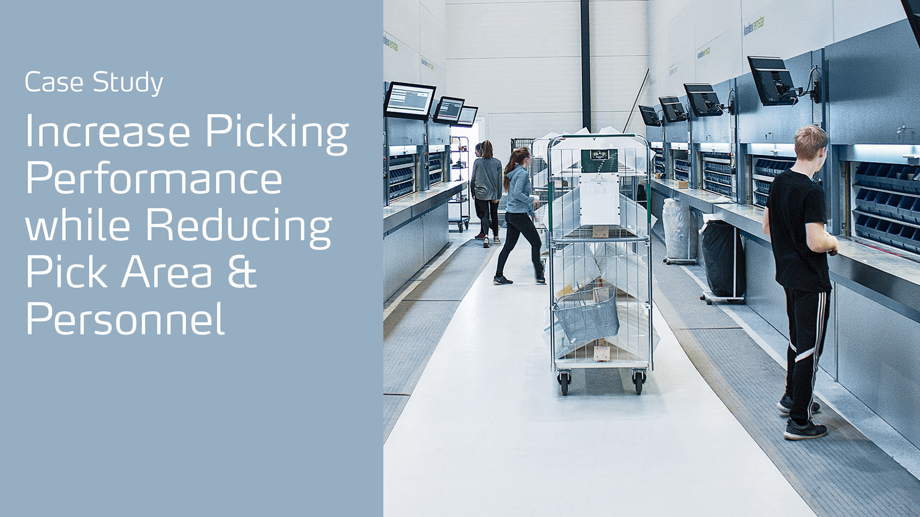 E-Commerce Warehousing | Automated Storage & Order Picking | Kardex